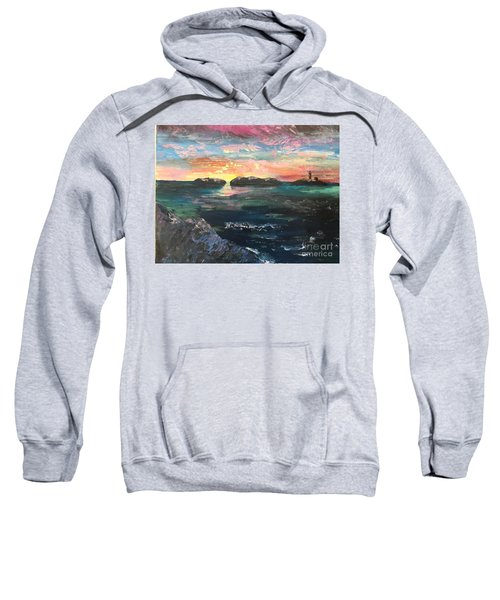 Morning Maine Sweatshirt