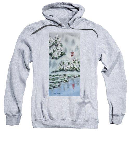Morning Mist 1 Sweatshirt
