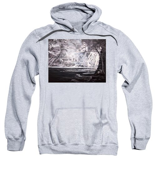 Morning Mist -theresa Falls Sweatshirt
