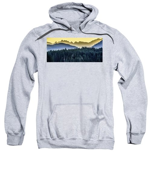 Morning Mountains Sweatshirt