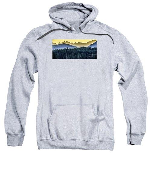 Morning Mountains Sweatshirt