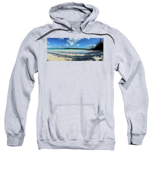 Morning Shadows Ile Des Pins Sweatshirt