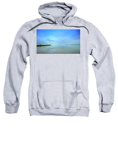 Morning Sky Reflections Sweatshirt