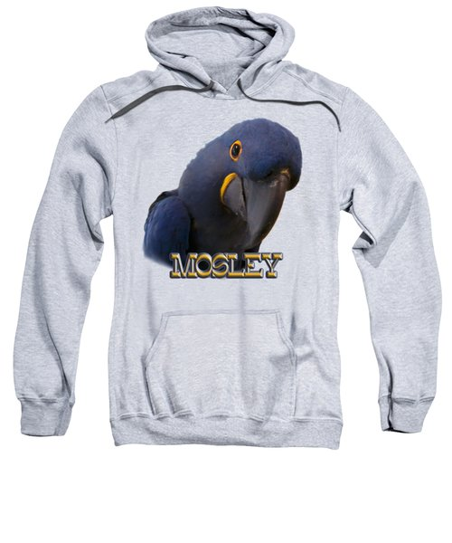 Mosley Sweatshirt by Zazu's House Parrot Sanctuary