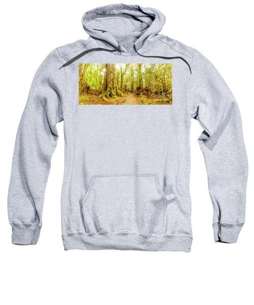 Mossy Forest Trails Sweatshirt