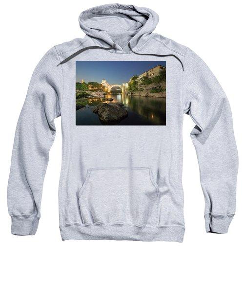 Mostar By Night Sweatshirt