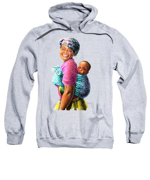 Mother And Child Sweatshirt