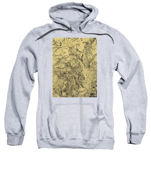 Mother And Time Sweatshirt