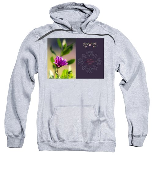 Mother's Day Flower Sweatshirt