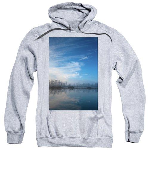Mottled Sky Sweatshirt