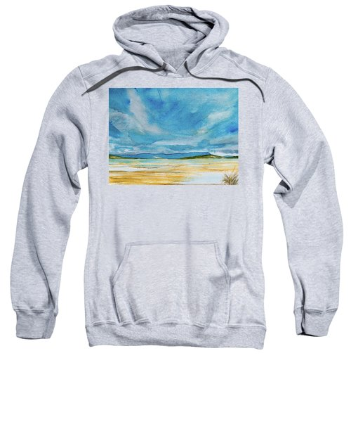 View Of Mount Wellington From South Bruny Island Sweatshirt