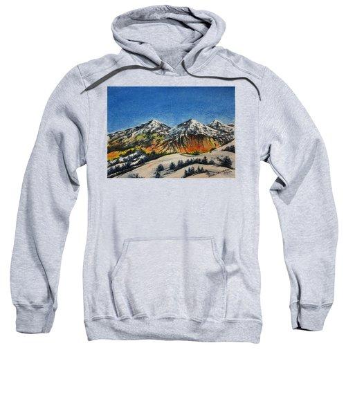 Mountain-5 Sweatshirt