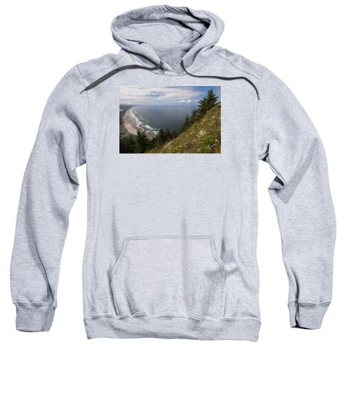 Mountain And Beach Sweatshirt