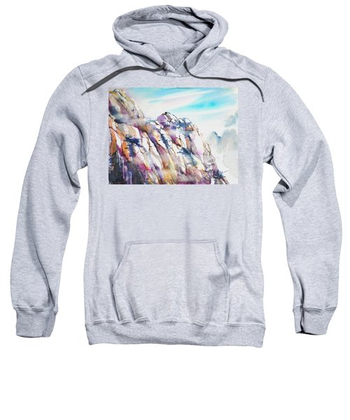 Mountain Awe #1 Sweatshirt