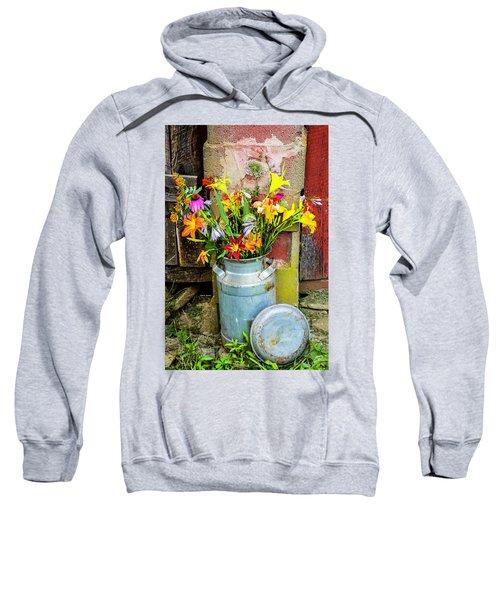Mountain Bouquet Sweatshirt