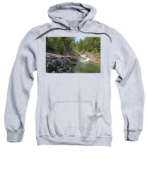 Mountain Cascade Sweatshirt