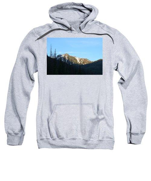 Mountain In Rocky Mountian Np Co Sweatshirt