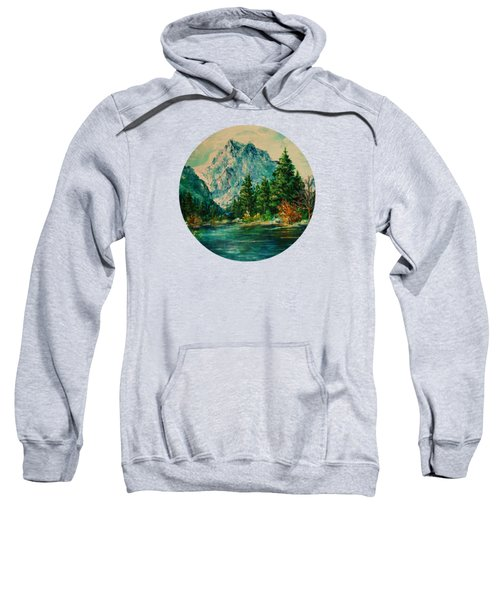 Mountain Lake Sweatshirt