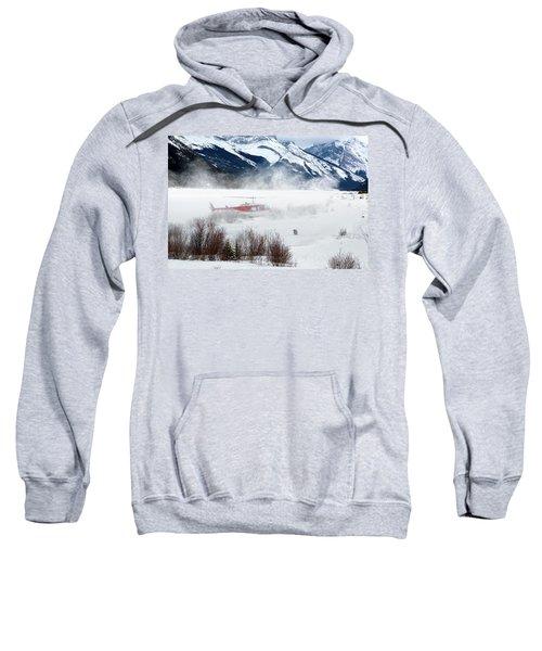 Mountain Landing Sweatshirt