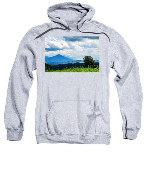 Mountain Rain Sweatshirt
