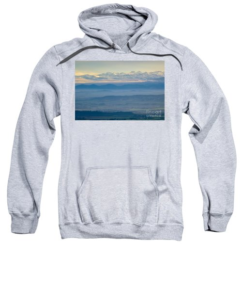 Mountain Scenery 11 Sweatshirt