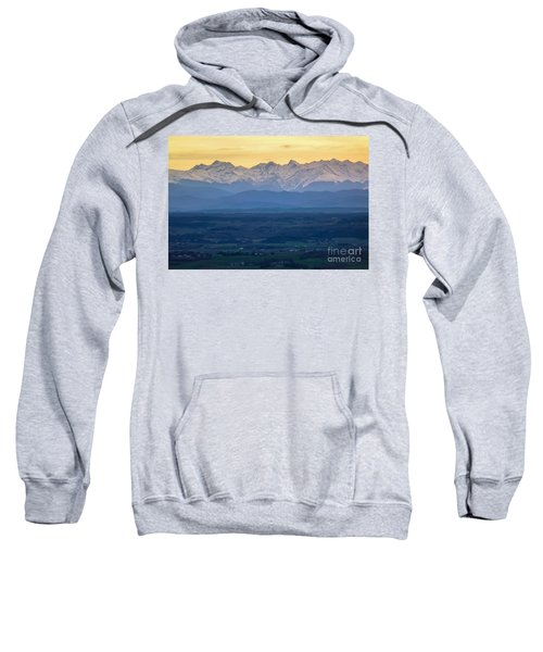 Mountain Scenery 15 Sweatshirt