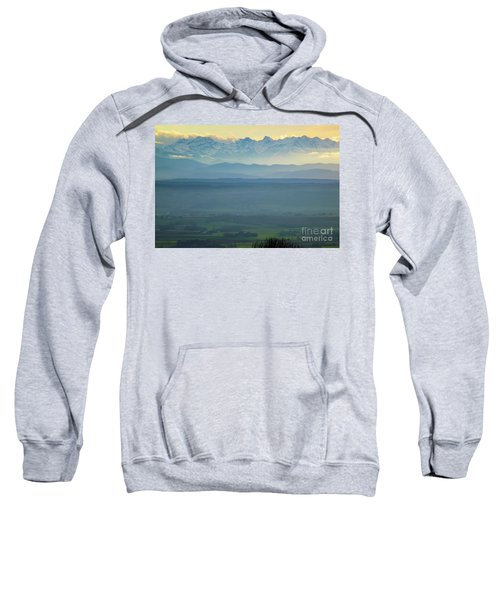 Mountain Scenery 18 Sweatshirt