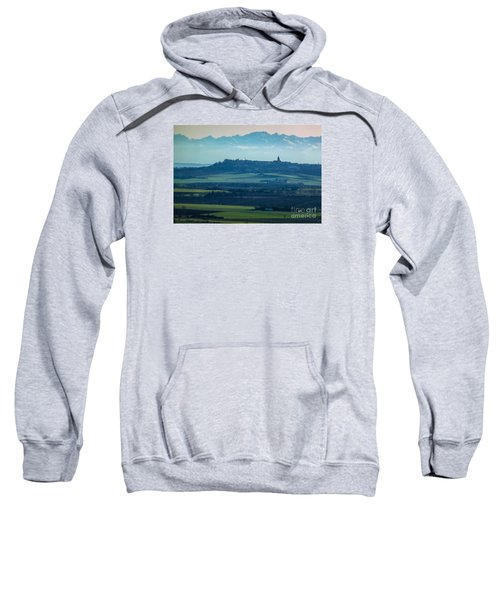 Mountain Scenery 4 Sweatshirt