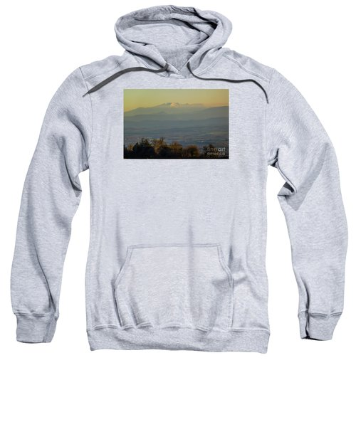 Mountain Scenery 8 Sweatshirt