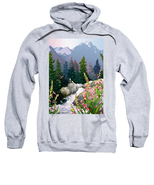 Mountain Stream Sweatshirt