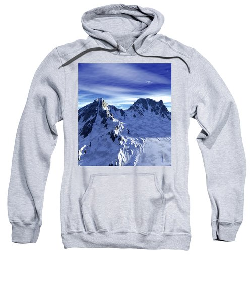 Mountain Top Sweatshirt