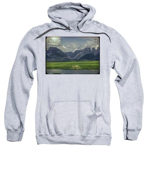 Mountain View Montana.... Sweatshirt