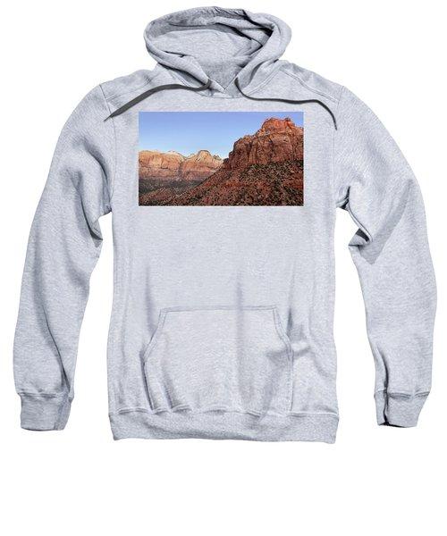 Mountain Vista At Zion Sweatshirt