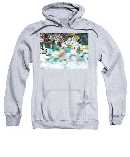 Snowy Mountains Sweatshirt