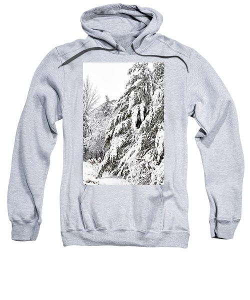 Mourn The Winter Sweatshirt