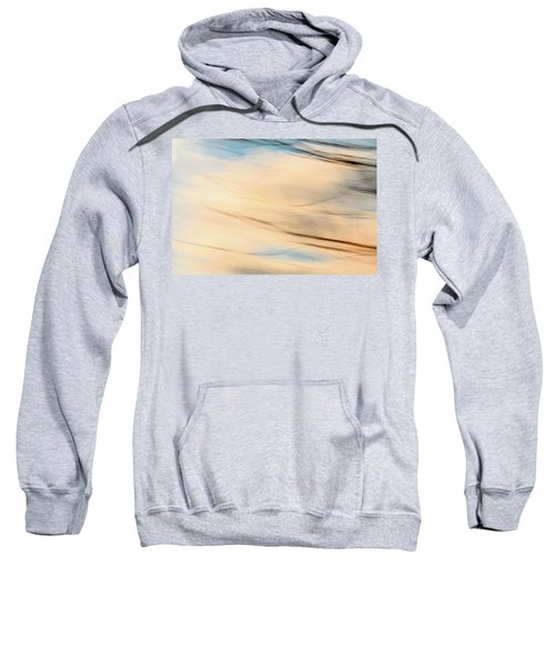 Moving Branches Moving Clouds Sweatshirt