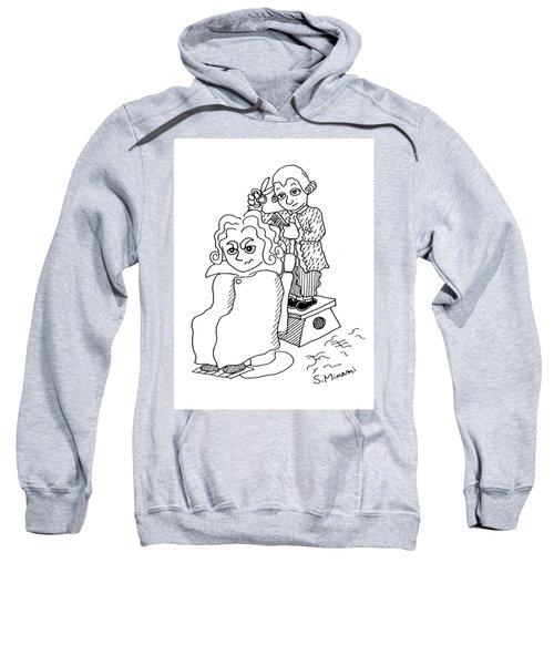 Mozart And Beethoven Sweatshirt