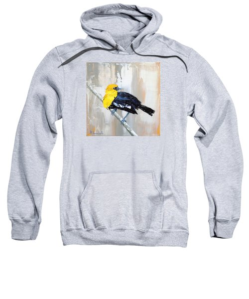 Mr. Curious Sweatshirt