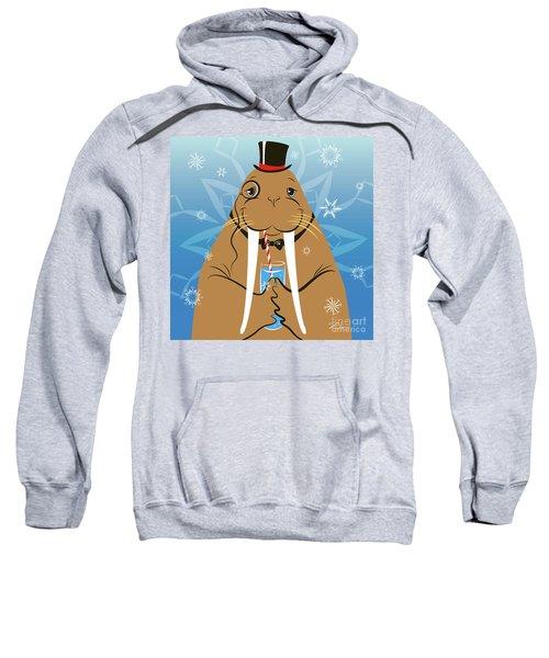 Mr. Walrus Sweatshirt