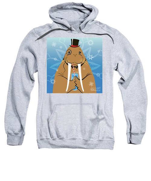 Mr. Walrus Sweatshirt