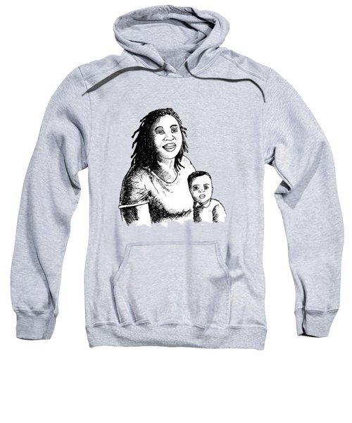 Mum And Baby Sweatshirt