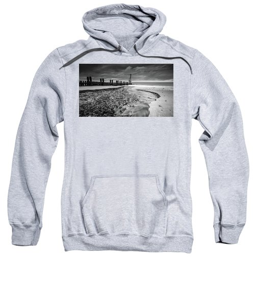 Mundesley Beach - Mono Sweatshirt