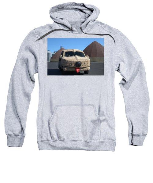 Mutt Cutts Dumb And Dummer Replica Vehicle Sweatshirt