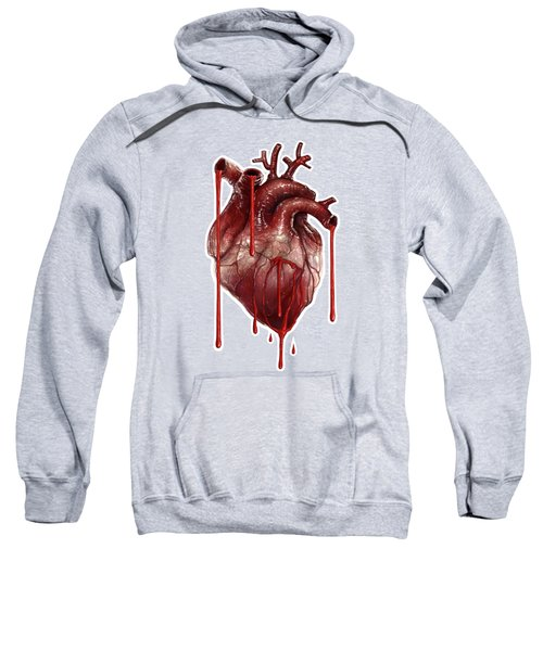 My Bleeding Heart Sweatshirt