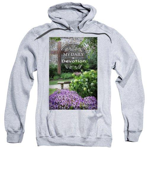 My Daily Devotions Sweatshirt