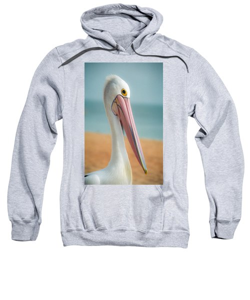 My Gentle And Majestic Pelican Friend Sweatshirt