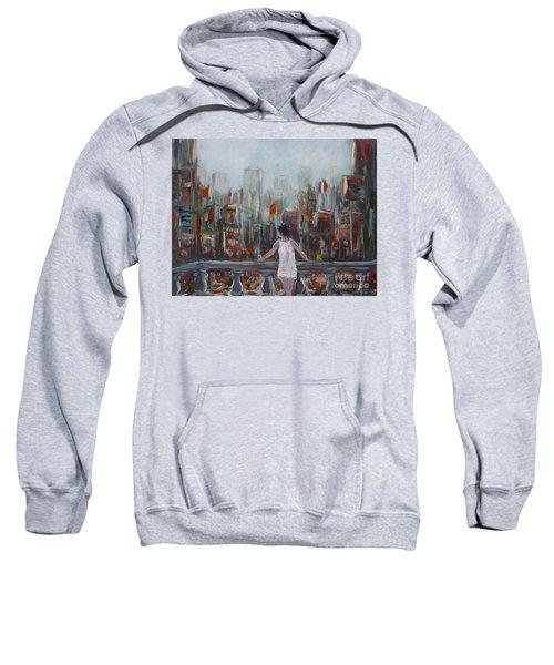 My View Sweatshirt