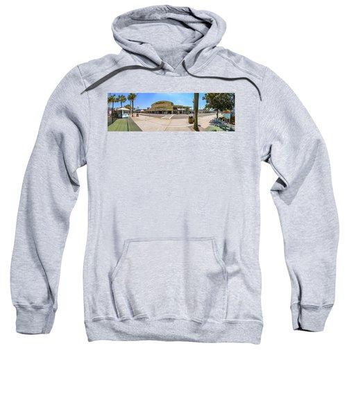 Myrtle Beach Pavilion Building Sweatshirt