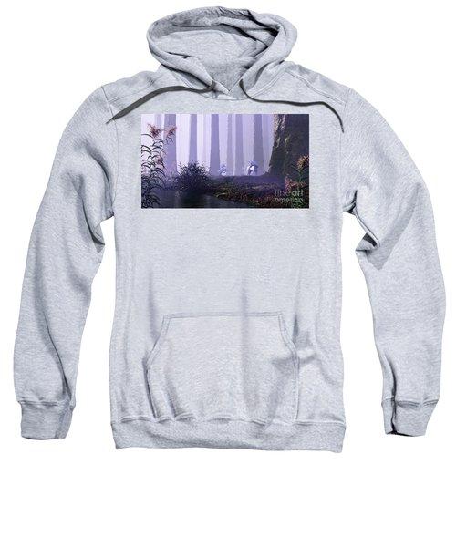 Mystical Forest Sweatshirt