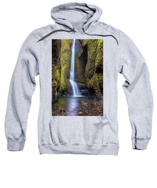 Mystical Oneonta Falls Sweatshirt